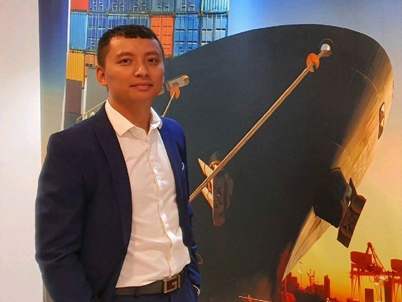 Welcoming new country manager for vietnam